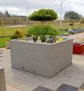 Цветочница бетонная Андорра