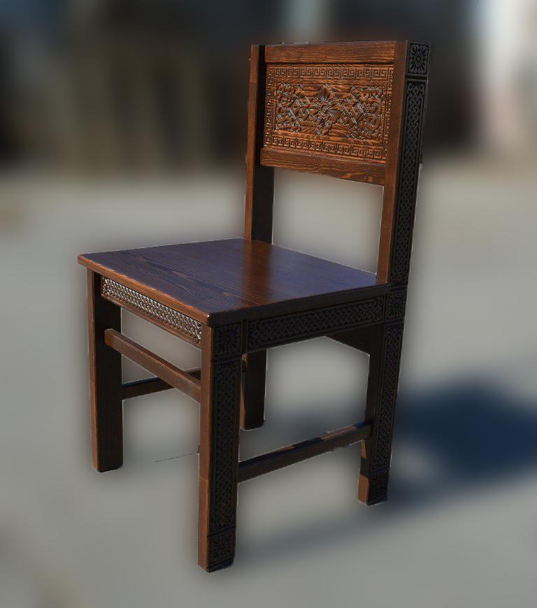 Стул деревянный Дангина