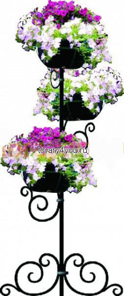 Цветочница Фигурная-2