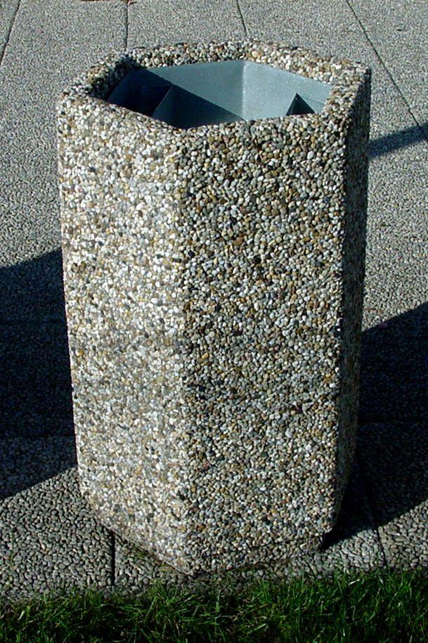 Урна бетонная Гермес
