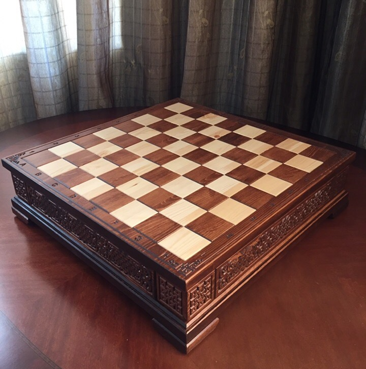 Шахматная доска 500*500