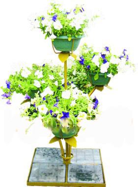 Цветочница Тюльпан