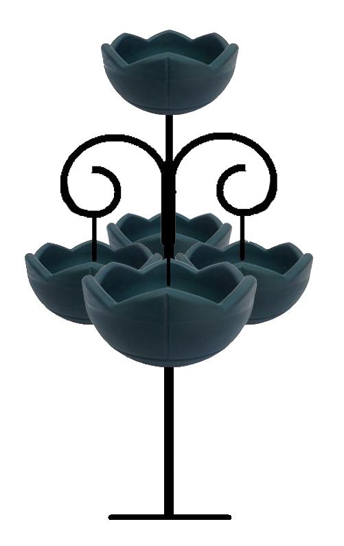 Цветочница Улитка Подвесная Парковая-4