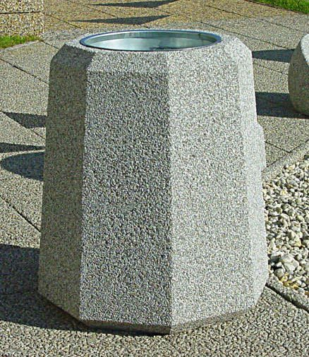 Урна бетонная Варшава
