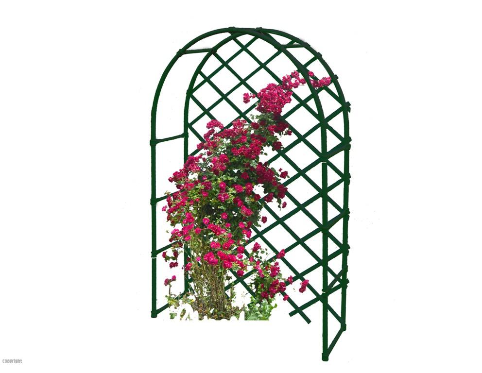 Шпалерные решетки для опоры цветов